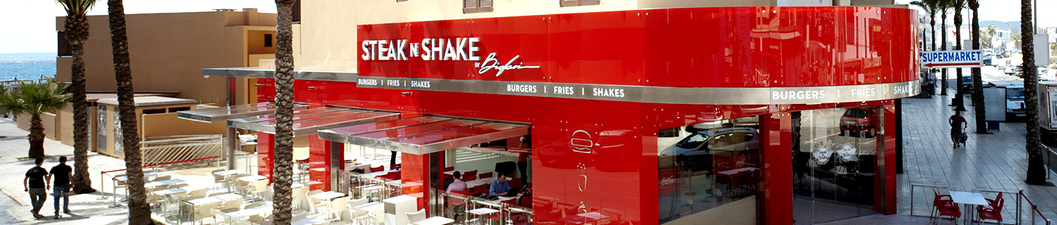 Franchise with Steak 'n Shake